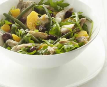 Makreel(maaltijd)salade