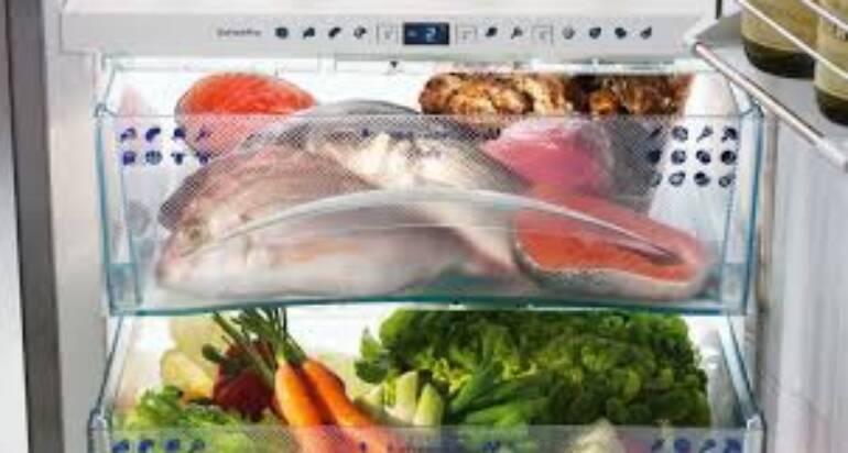 Hoe bewaar je verse vis